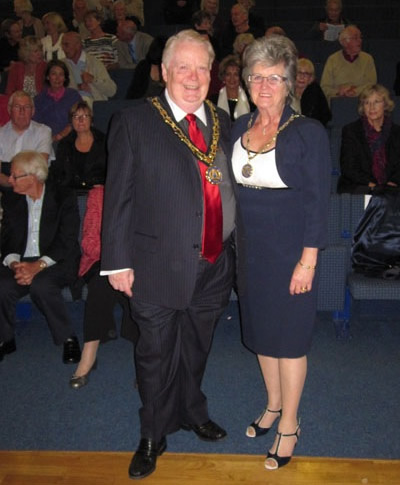 Mayor of the Borough of Elmbridge